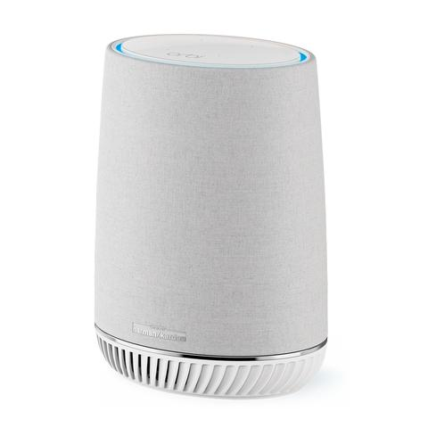 Orbi RBS40V Voice Add-on WiFi Satellite and Smart Speaker (Satellite Only)