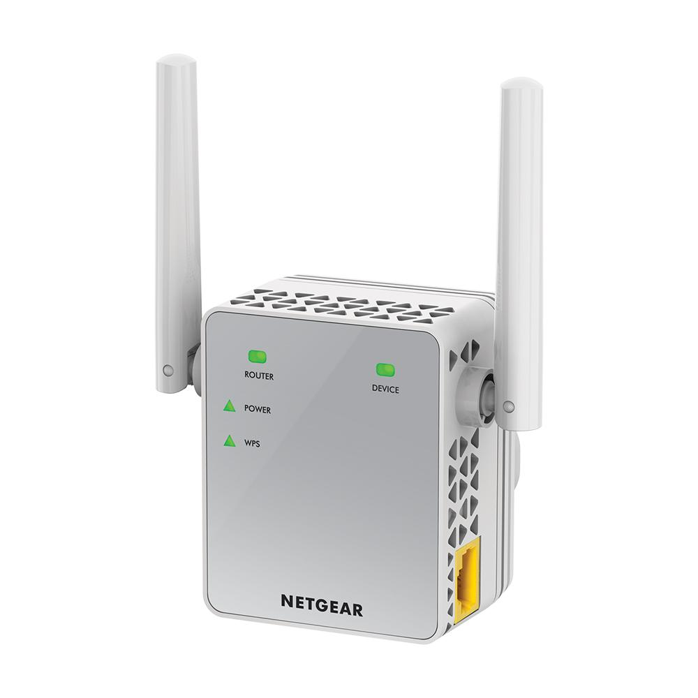 EX3700 Dual Band AC 750 WiFi Range Extender, with LAN Port