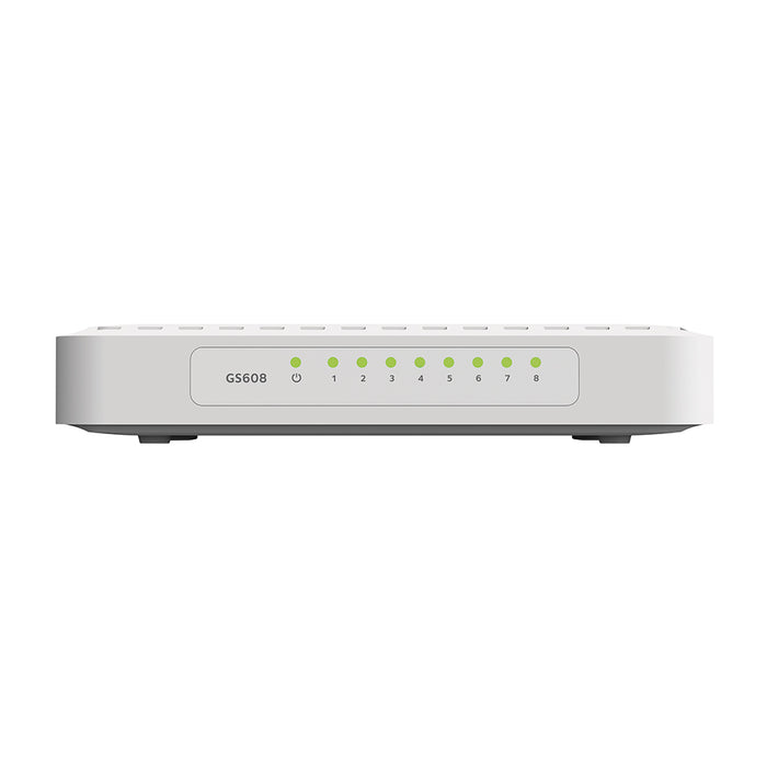 GS608 - 8 Port UnManaged Switch