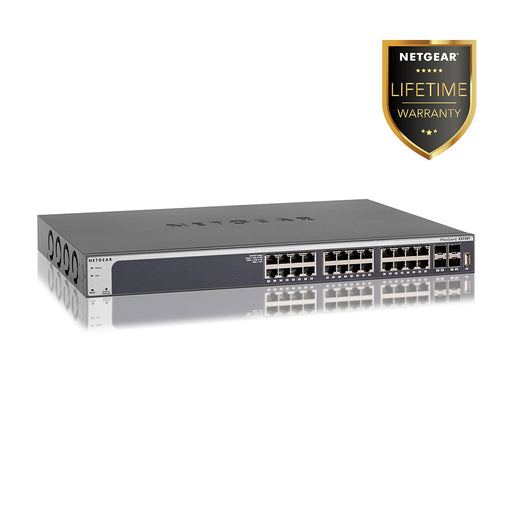 XS728T - 24 Port 10G Smart Managed Switch