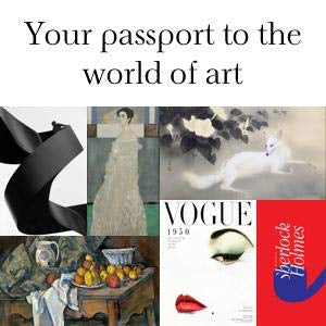 Get access to tens of thousands of works—from the iconic to the unexpected