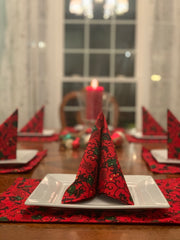 Christmas Placemat Set (6)