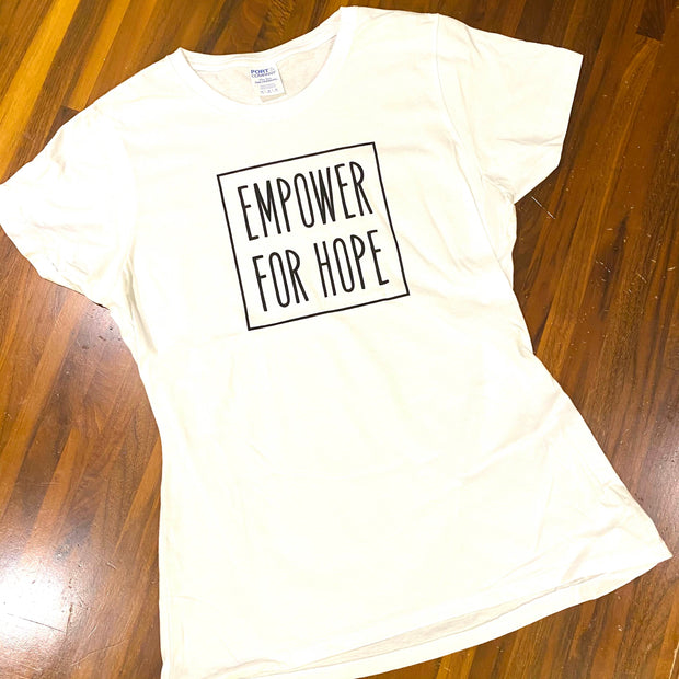 Empower for Hope Ladies Tee