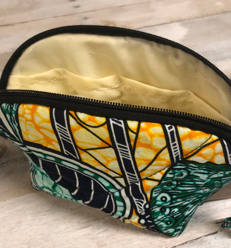 Essential Oil & Makeup Pouch