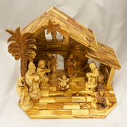 Nativity Set - Large Deluxe