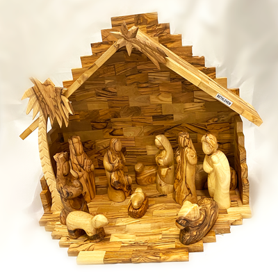 Nativity Set - Large