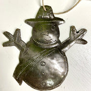 Metal Ornament made in Haiti