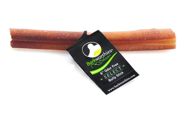 Select Odor Free Bully Stick 6""