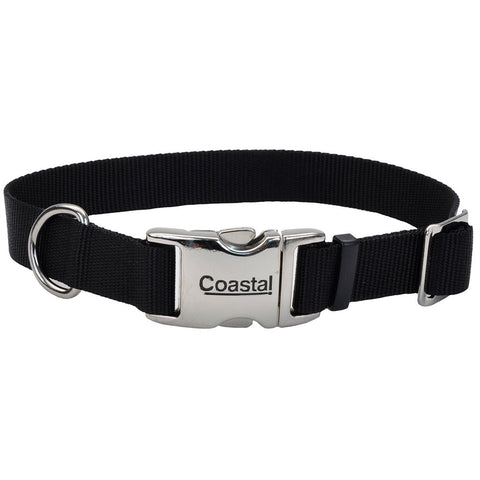 Titan Metal Buckle Collar