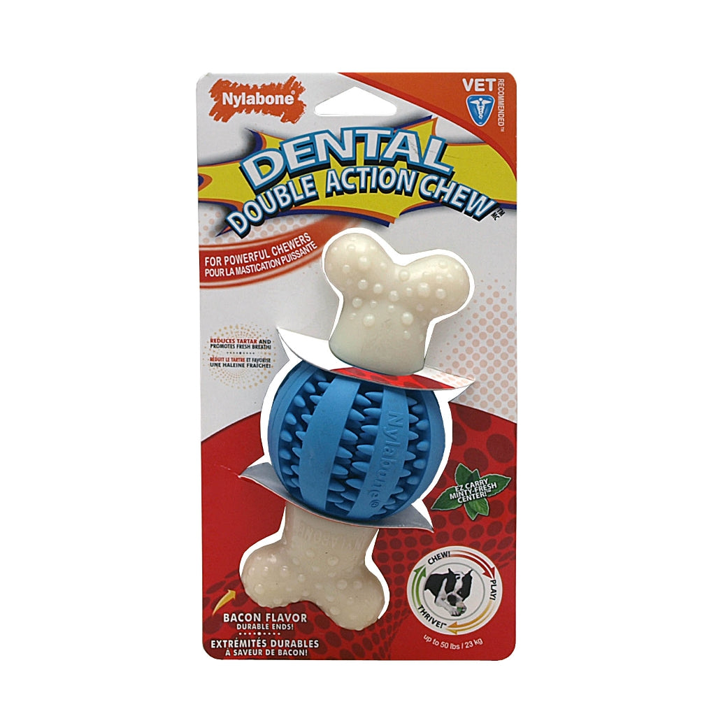 Dental Double Action Chew
