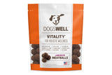 Vitality Lamb Recipe Meatballs Dog Treats