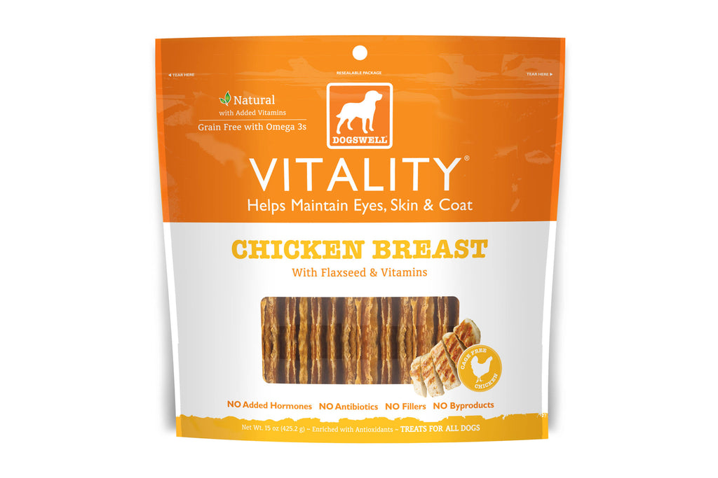 Vitality Chicken Breast Dog Treats