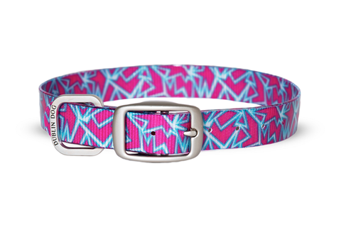 KOA Shattered Pink Collar