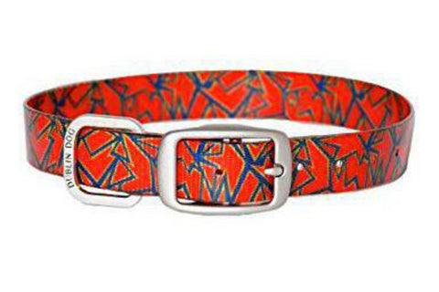 KOA Shattered Red Collar