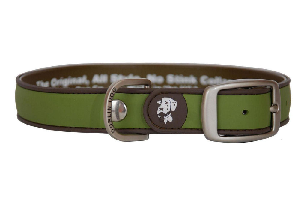 Simply Solid Green Collar