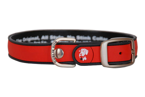 Simply Solid Red Collar