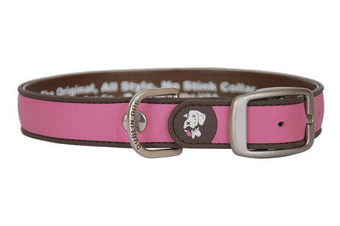 Simply Solid Pink Collar