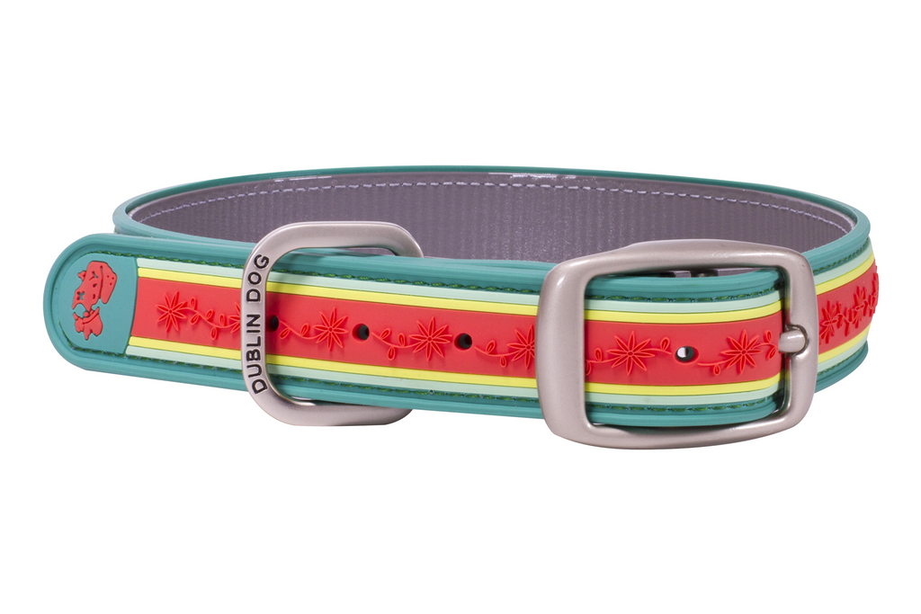 Fresh Guava Wild Flower Collar
