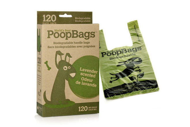 PoopBags with Handle