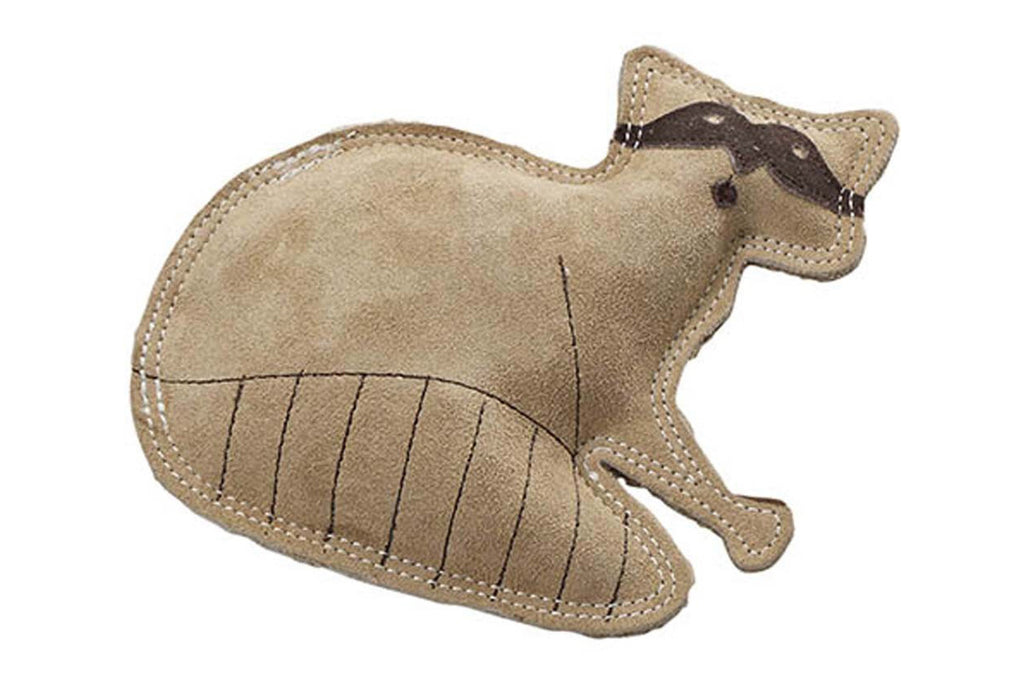 Dura-Fused Leather Raccoon