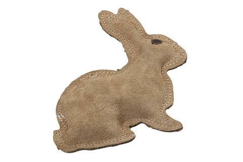 Dura-Fused Leather & Jute Rabbit