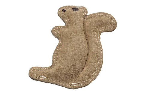 Dura-Fused Leather & Jute Squirrel