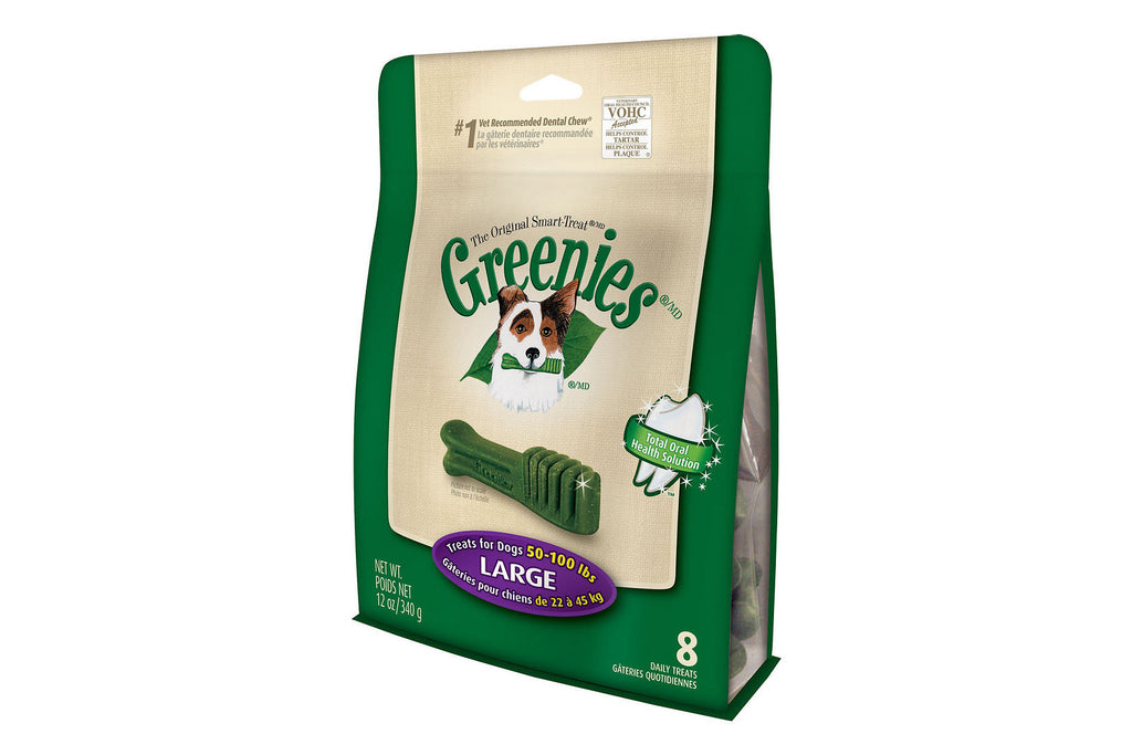 Greenies Dental Dog Treats - Large