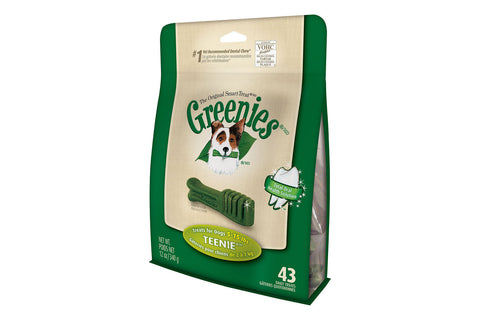 Greenies Dental Dog Treats - Teenie