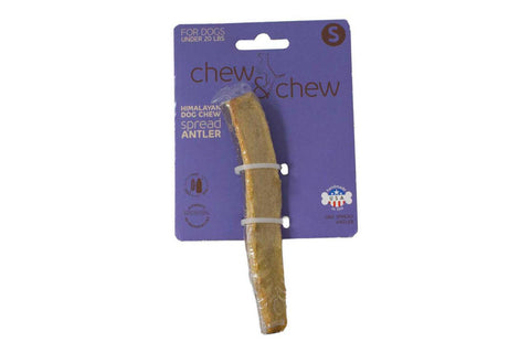 Chew & Chew Cheese Stuffed Antler