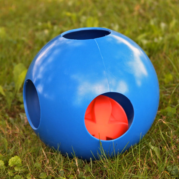 Paw Zzle Ball Indestructible Dog