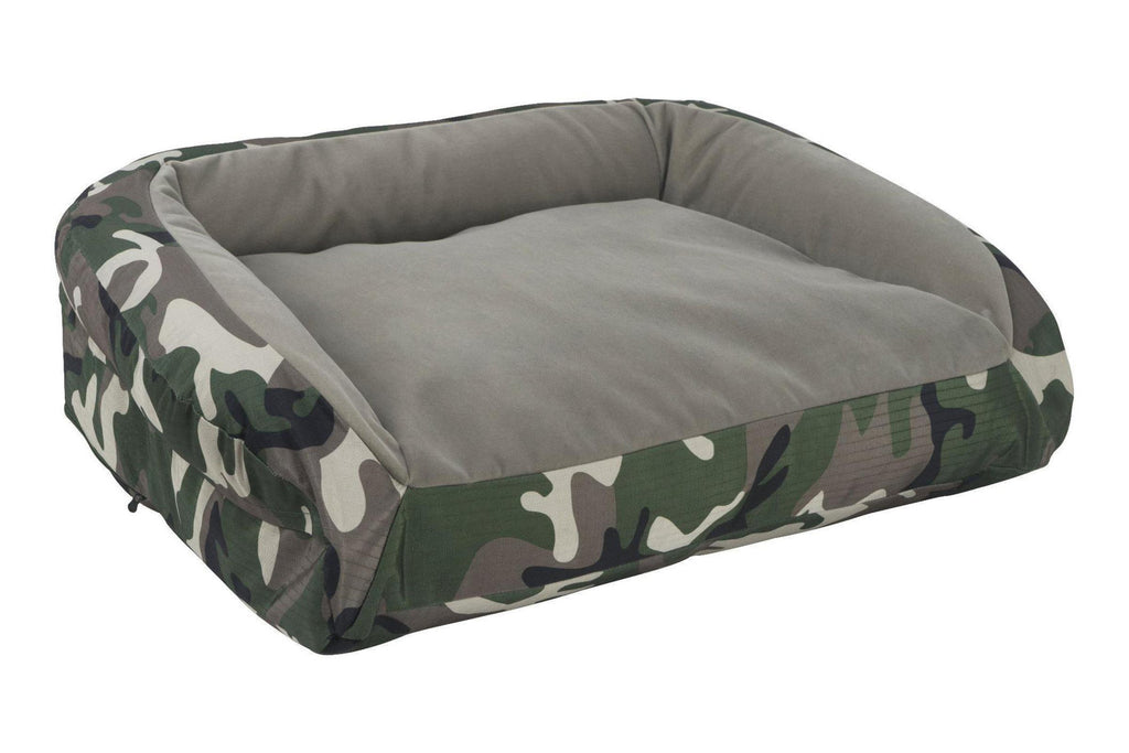 K9 Ballistics Nesting Bolstered Tuff Dog Bed Chew