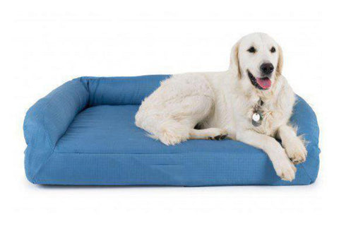 Orthopedic Bolstered Tuff Bed