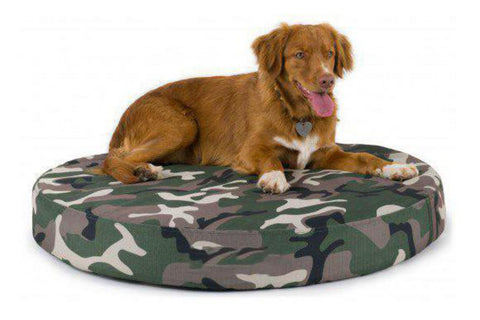 Orthopedic Round Tuff Bed