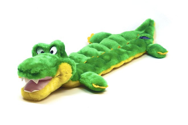 Long Body Squeaker Mat Gator