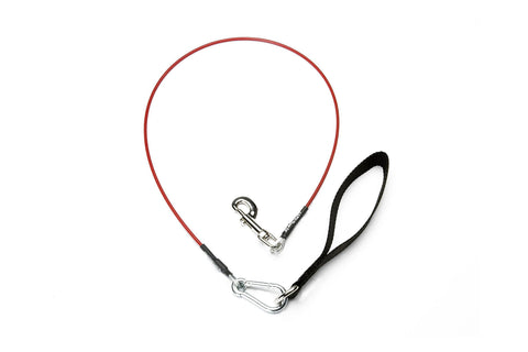 Indestructible Dog Leash 4 Ft.