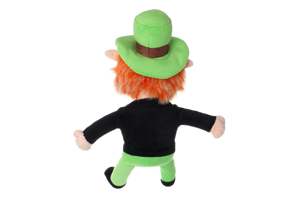 Mighty Leprechaun back view