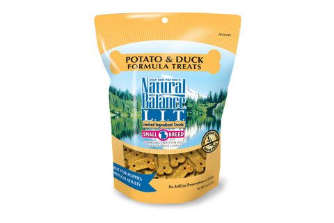 L.I.T. Potato & Duck Dog Treats
