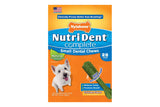 Nutri Dent Complete Chicken Dental Chew - Small