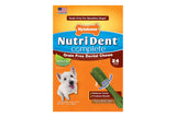 Nutri Dent Complete Grain Free Peanut Butter Dental Chew - Small