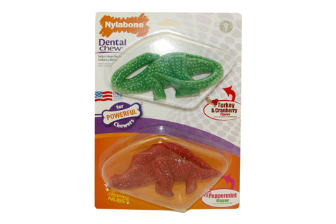 Dental Dino Twin Pack