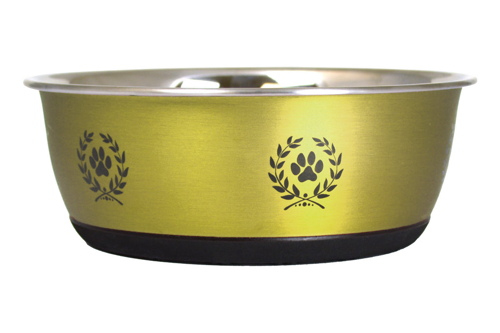 Fashion Stainless Steel Bowl - Gold