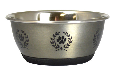 Fashion Stainless Steel Bowl - Nickel