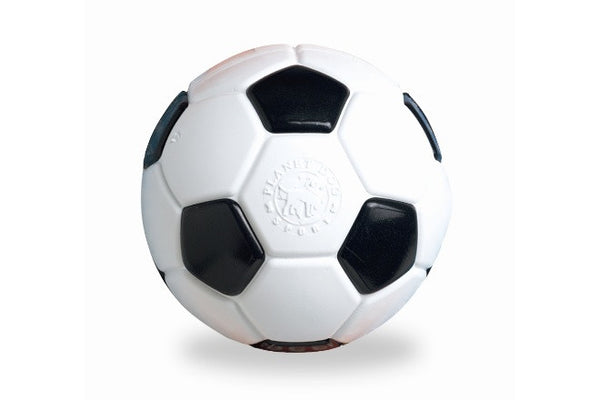 Orbee Soccer Ball Indestructible Dog
