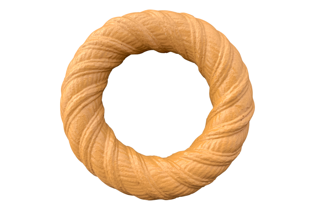 BarkBone Chew Ring Peanut Butter