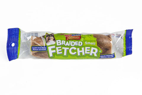 Fetcher Braided Bully Treat