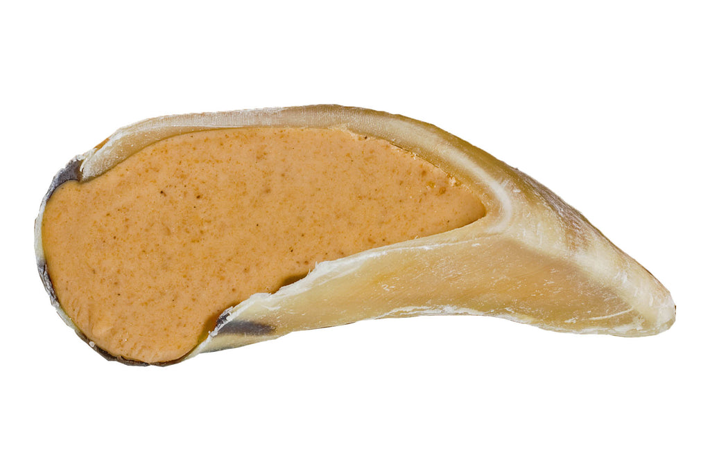 Peanut Butter Filled Hoof