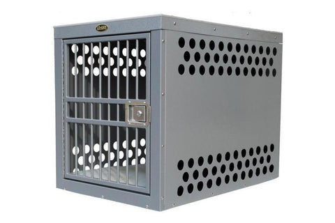 Zinger Deluxe Airline Compliant IATA CR 82 Travel Dog Crate