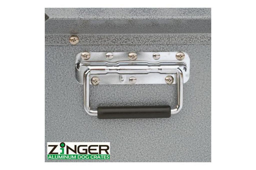 Zinger Professional Airline Compliant IATA CR 82 Travel Dog Crate