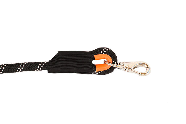 Climbers Original Leash Black Indestructible Dog