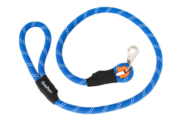 Climbers Original Leash Blue Indestructible Dog